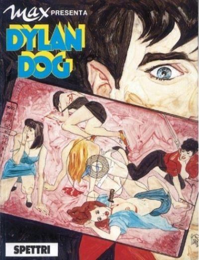 DYLAN DOG SPETTRI ALLEGATO A MAX N 2
