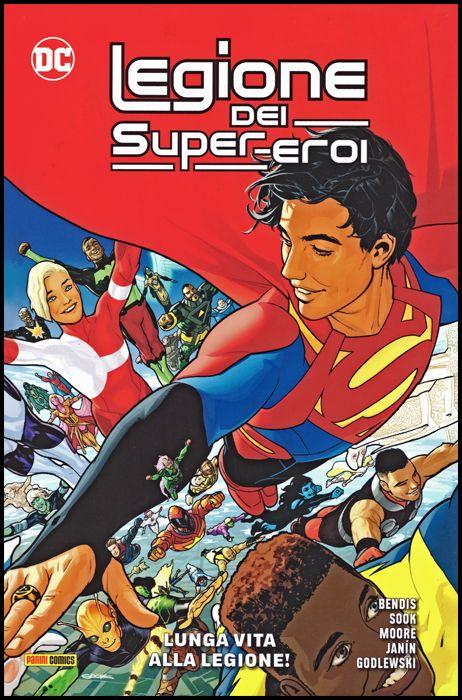 DC COMICS COLLECTION INEDITO - LEGIONE DEI SUPER-EROI #     1: LUNGA VITA ALLA LEGIONE!