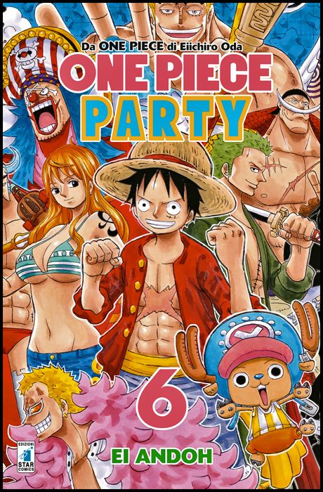 ONE PIECE PARTY #     6