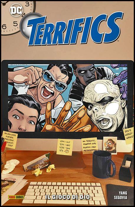 DC COMICS SPECIAL - TERRIFICS #     3: IL GIOCO DI DIO