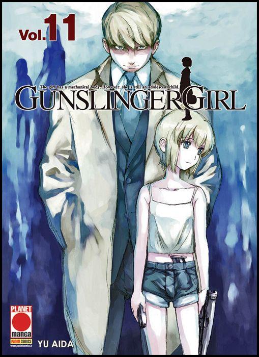 GUNSLINGER GIRL #    11
