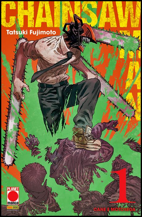 MONSTERS #    11 - CHAINSAW MAN 1