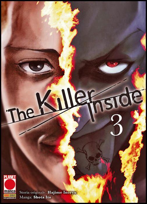 THE KILLER INSIDE #     3