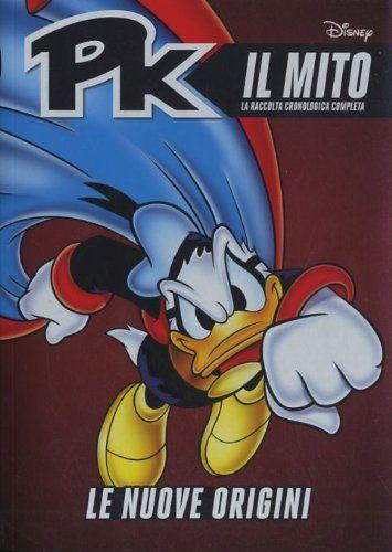 PK IL MITO #     1: LE NUOVE ORIGINI