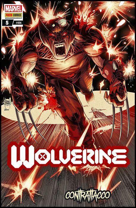 WOLVERINE #   406 - WOLVERINE 5