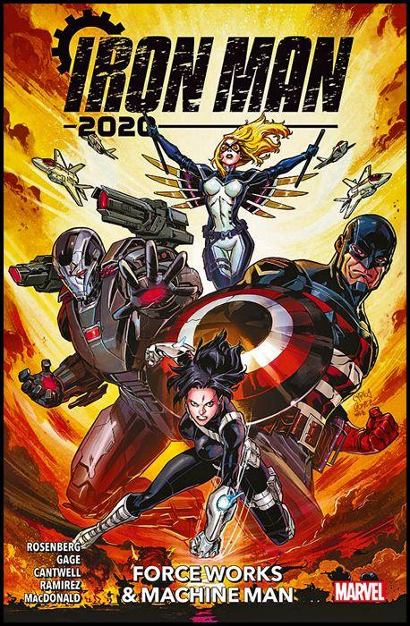 IRON MAN 2020 SPECIAL #     1 - FORCE WORKS & MACHINE MAN