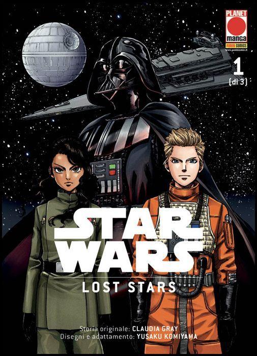 MANGA SOUND - STAR WARS - LOST STARS 1/3 COMPLETA NUOVI