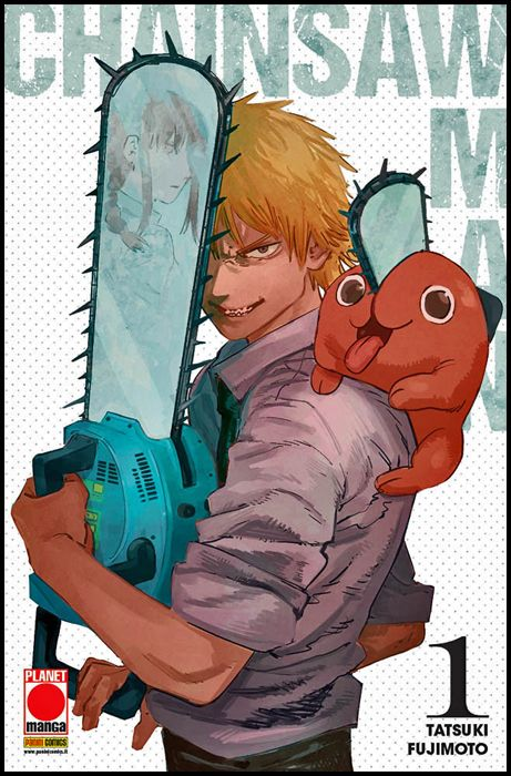 MONSTERS #    11 - CHAINSAW MAN 1 - VARIANT LIMITED