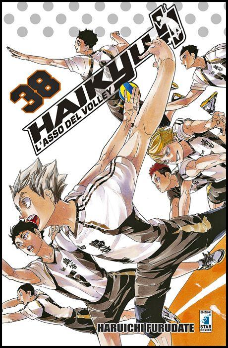 TARGET #   102 - HAIKYU!! 38