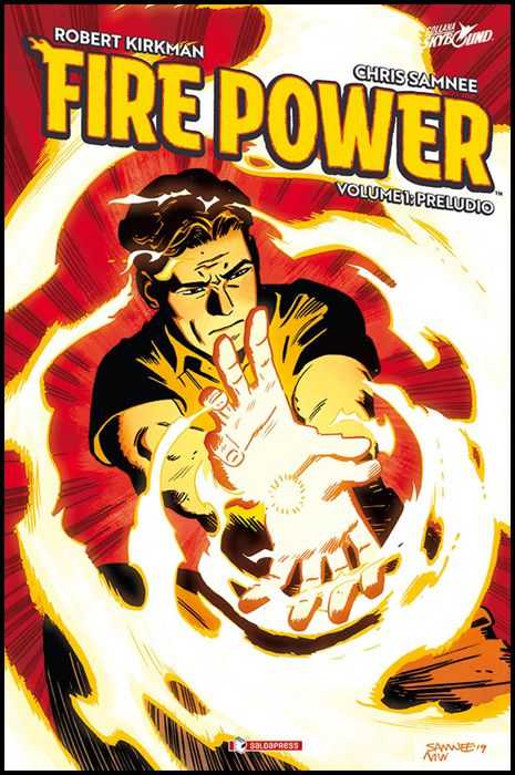 FIRE POWER #     1: PRELUDIO - VARIANT COVER