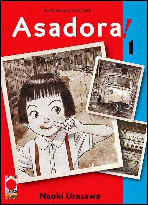 ASADORA! #     1