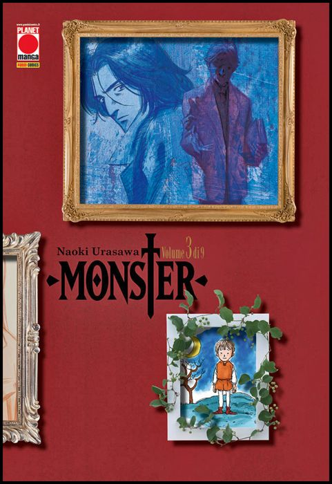 MONSTER DELUXE #     3 - 4A RISTAMPA
