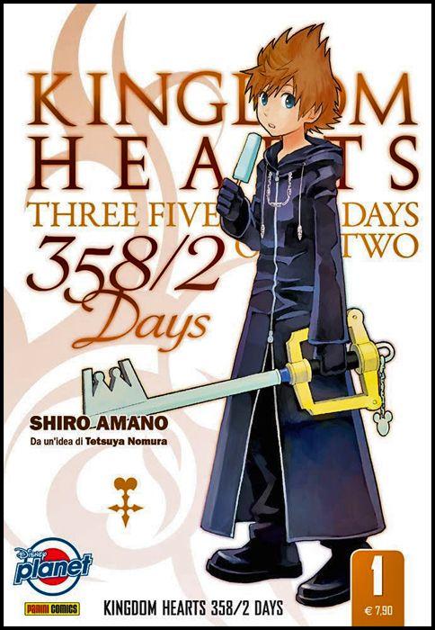 PLANET DISNEY #    22 - KINGDOM HEARTS 17 - KINGDOM HEARTS 358/2 DAYS 1