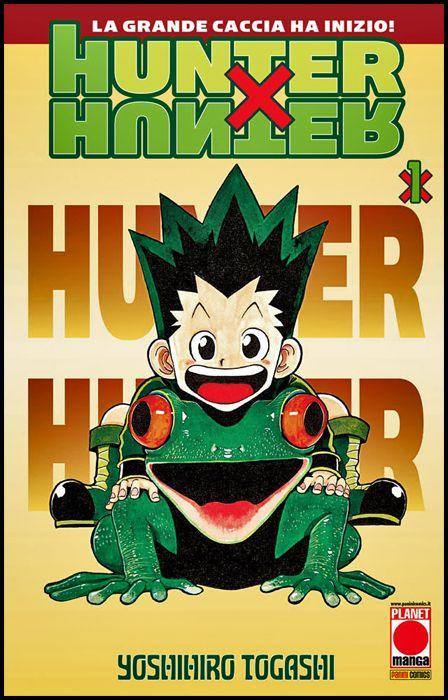 HUNTER X HUNTER #     1 - 6A RISTAMPA