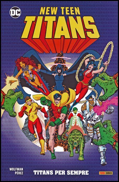 NEW TEEN TITANS #     1: TITANS PER SEMPRE!
