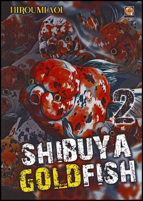 CULT COLLECTION #    48 - SHIBUYA GOLDFISH #     2