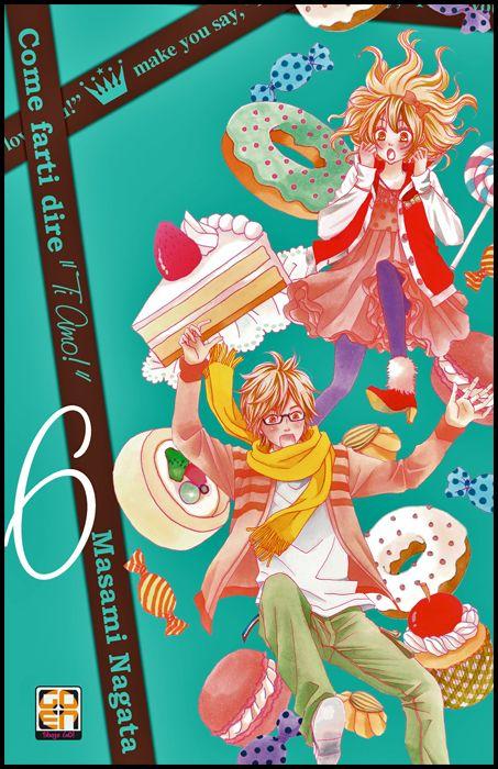 """HANAMI COLLECTION #    36 - COME FARTI DIRE """"TI AMO"""" 6"""