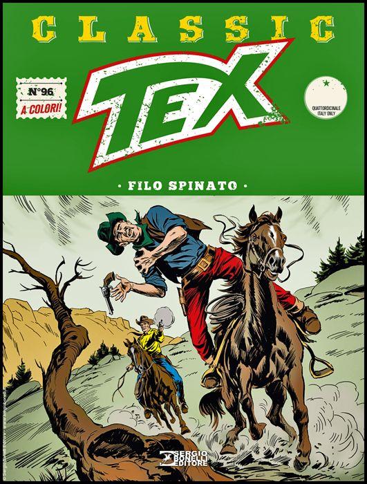 TEX CLASSIC #    96: FILO SPINATO