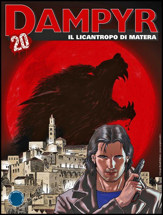 DAMPYR #   248: IL LICANTROPO DI MATERA