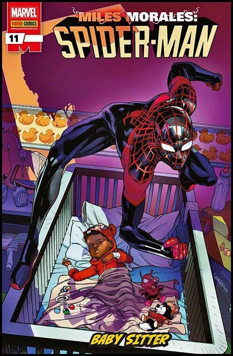 MILES MORALES: SPIDER-MAN #    11