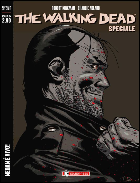 WALKING DEAD EDICOLA SPECIALE - NEGAN È VIVO!