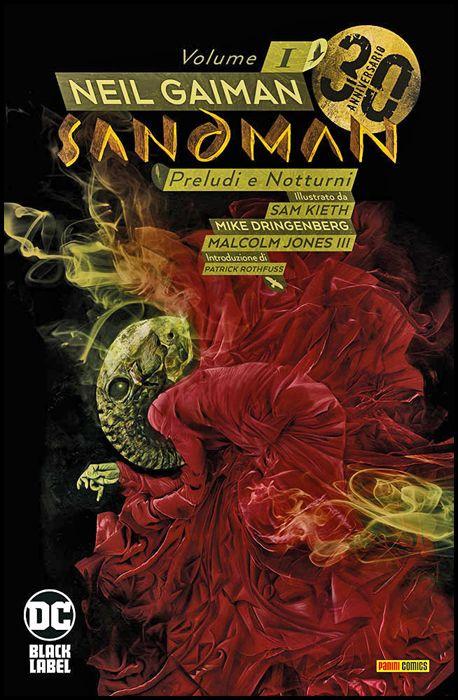 SANDMAN LIBRARY #     1: PRELUDI E NOTTURNI