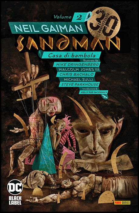 SANDMAN LIBRARY #     2: CASA DI BAMBOLA