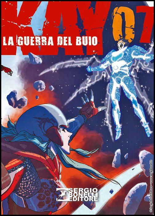 KAY - LA GUERRA DEL BUIO #     7