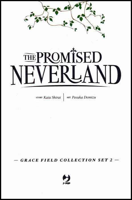 THE PROMISED NEVERLAND - GRACE FIELD COLLECTION SET 2