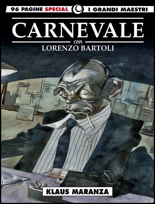 COSMO SERIE GIALLA #    98 - I GRANDI MAESTRI SPECIAL - MASSIMO CARNEVALE 4: KLAUS MARANZA