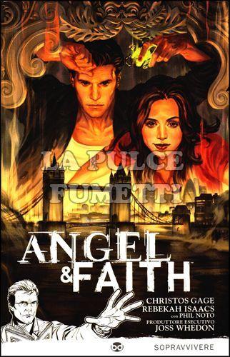 ANGEL & FAITH  1/5