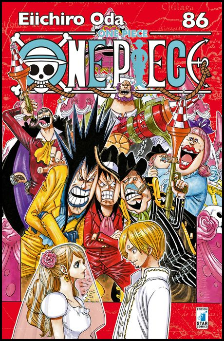 GREATEST #   248 - ONE PIECE NEW EDITION 86