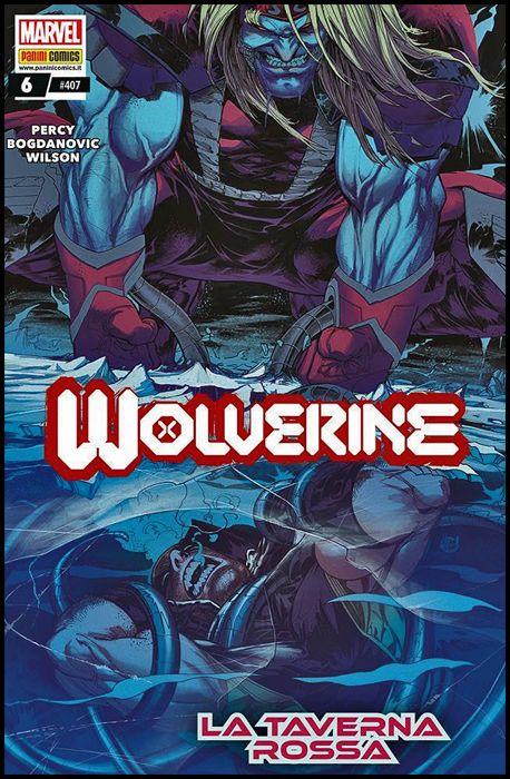 WOLVERINE #   407 - WOLVERINE 6