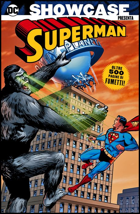 DC SHOWCASE PRESENTA #     7 -  SUPERMAN 2