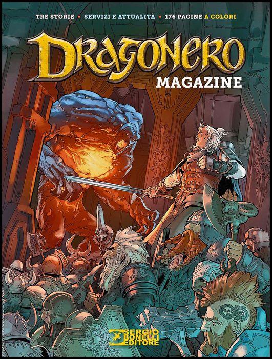 DRAGONERO MAGAZINE #     6 - 2020