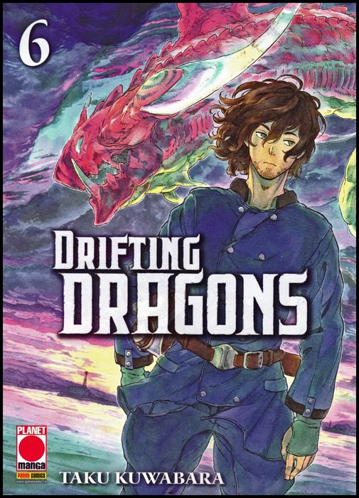 DRIFTING DRAGONS #     6