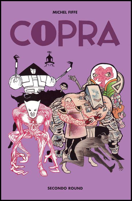PANINI COMICS 100% HD - COPRA #     2: SECONDO ROUND