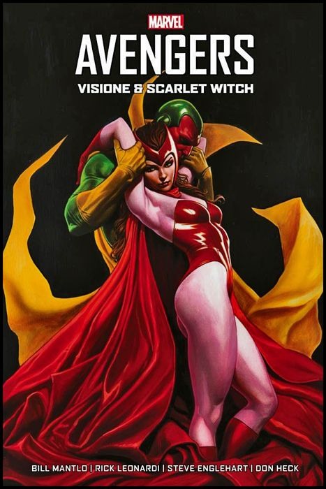 AVENGERS - VISIONE & SCARLET WITCH