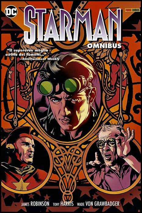 DC OMNIBUS - STARMAN #     1