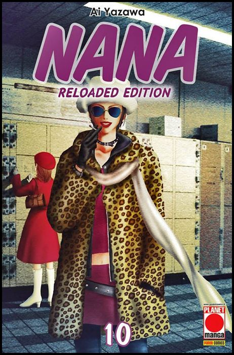 NANA RELOADED EDITION #    10 - 1A RISTAMPA