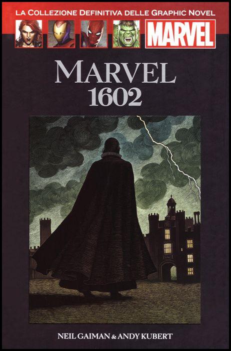 LA COLLEZIONE DEFINITIVA DELLE GRAPHIC NOVEL MARVEL #    29 - MARVEL 1602