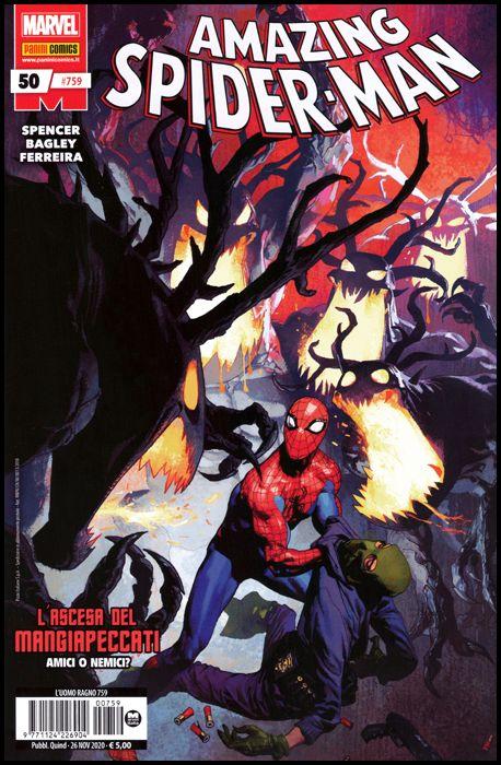 UOMO RAGNO #   759 - AMAZING SPIDER-MAN 50