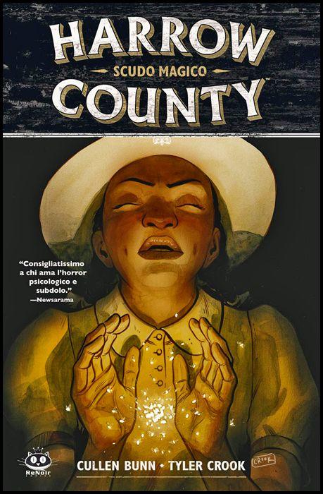 HARROW COUNTY #     6: SCUDO MAGICO