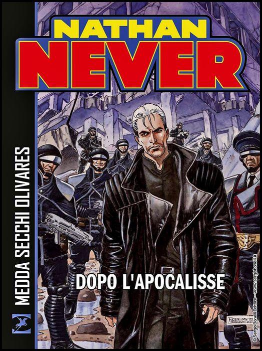 NATHAN NEVER: DOPO L'APOCALISSE - BROSSURATO
