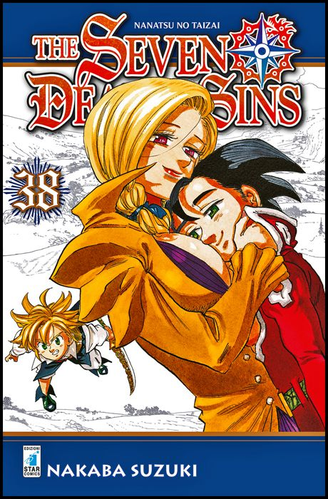 STARDUST #    95 - THE SEVEN DEADLY SINS 38