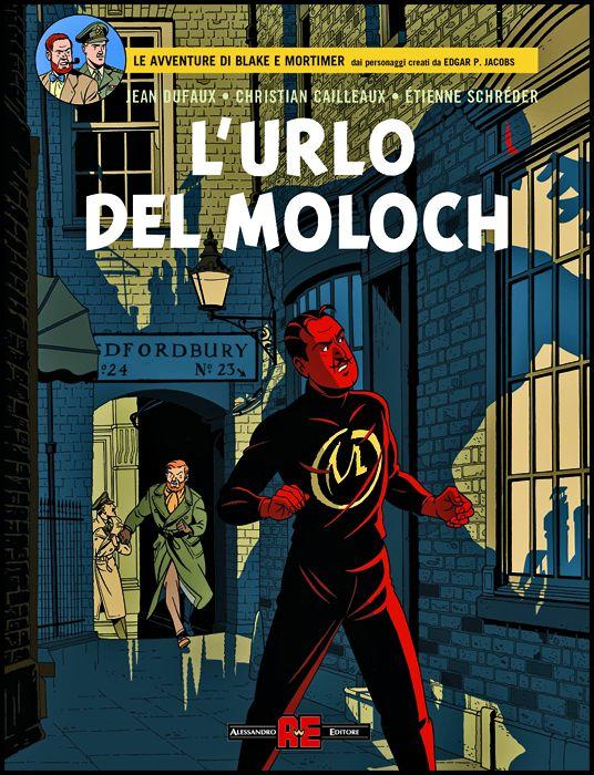 BLAKE E MORTIMER #    27: L'URLO DEL MOLOCH