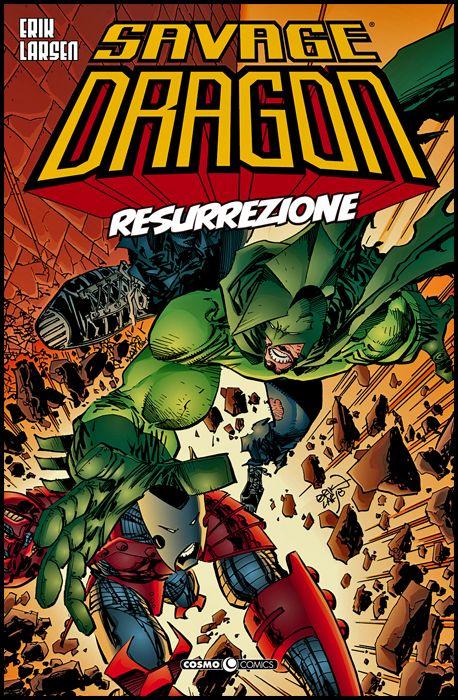 COSMO COMICS SAVAGE DRAGON - SAVAGE DRAGON #    11: RESURREZIONE