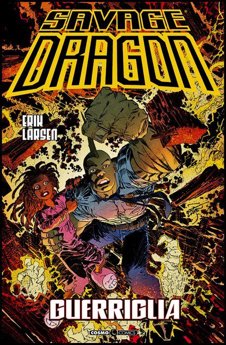 COSMO COMICS SAVAGE DRAGON - SAVAGE DRAGON #    38: GUERRIGLIA