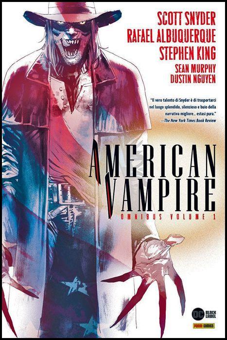 DC VERTIGO OMNIBUS - AMERICAN VAMPIRE #     1