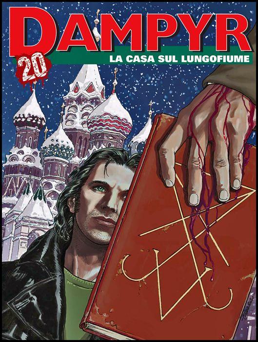 DAMPYR #   249: LA CASA SUL LUNGOFIUME